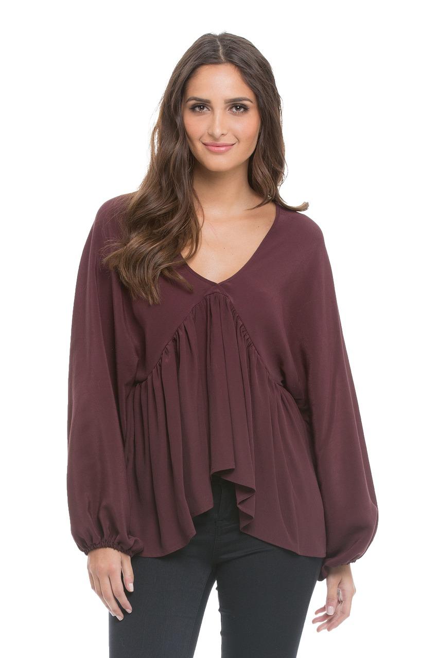 Eleganckie bluzki xxl na lato i nie tylko